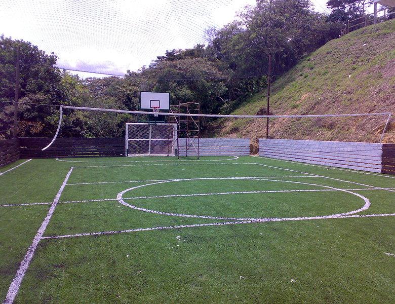 Cancha copacabana gramas sinteticas cesped artificial - Cesped artificial colombia ...