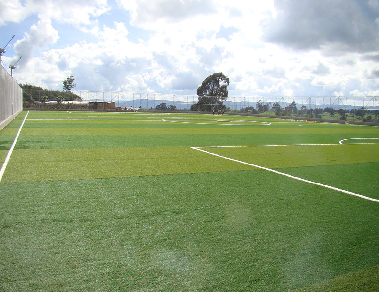 Estadio municipal santa rosa de osos gramas sinteticas - Cesped artificial colombia ...