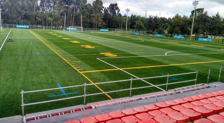Gramas sinteticas v p cesped artificial pisos deportivos - Cesped artificial colombia ...
